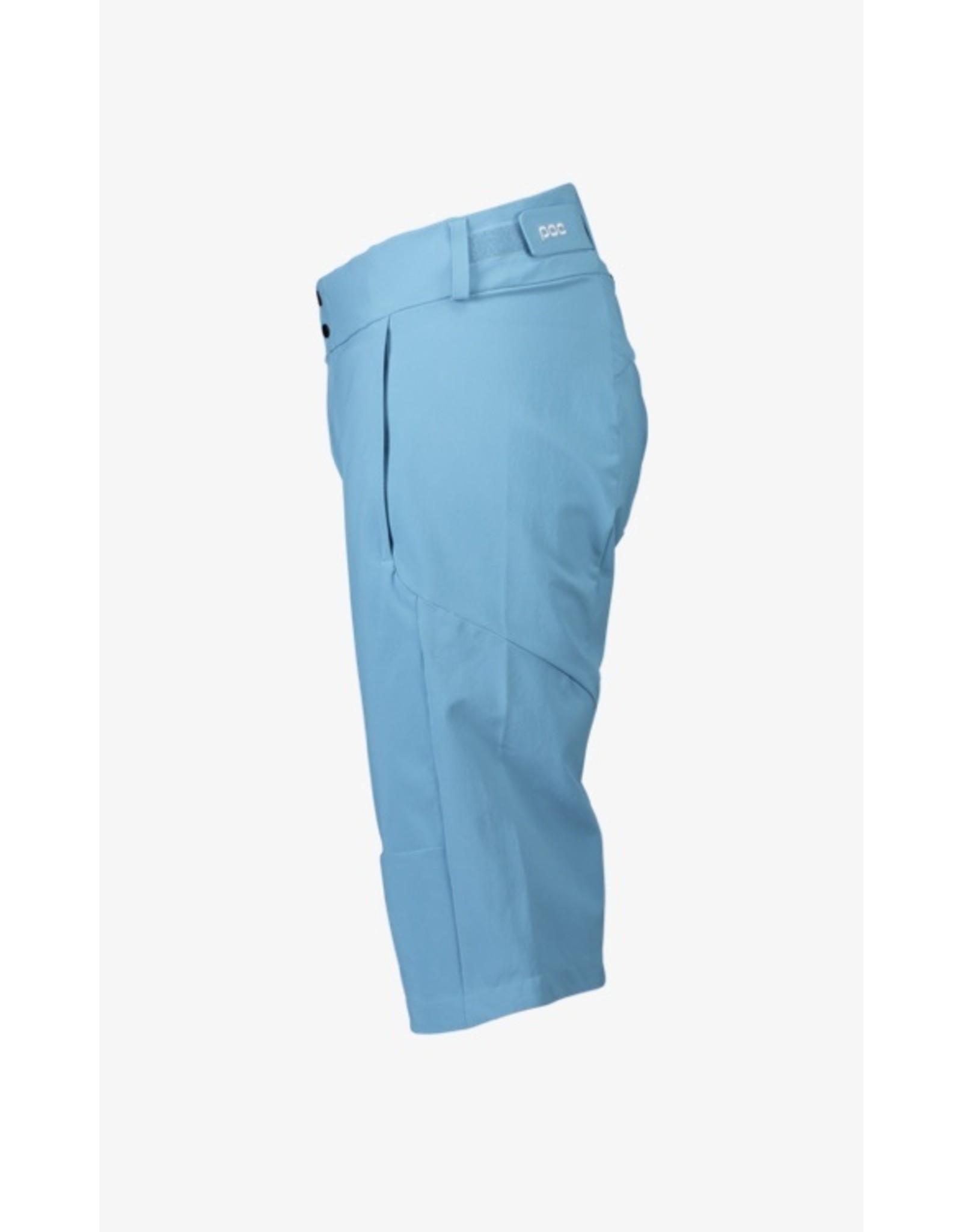 POC POC Essential Women's MTB Shorts Light Basalt Blue