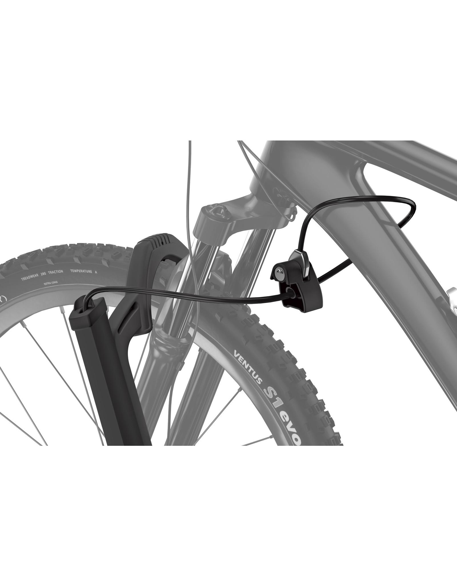 """Thule Thule T2 Pro XTR 2 Bike 1.25"""" Black"""