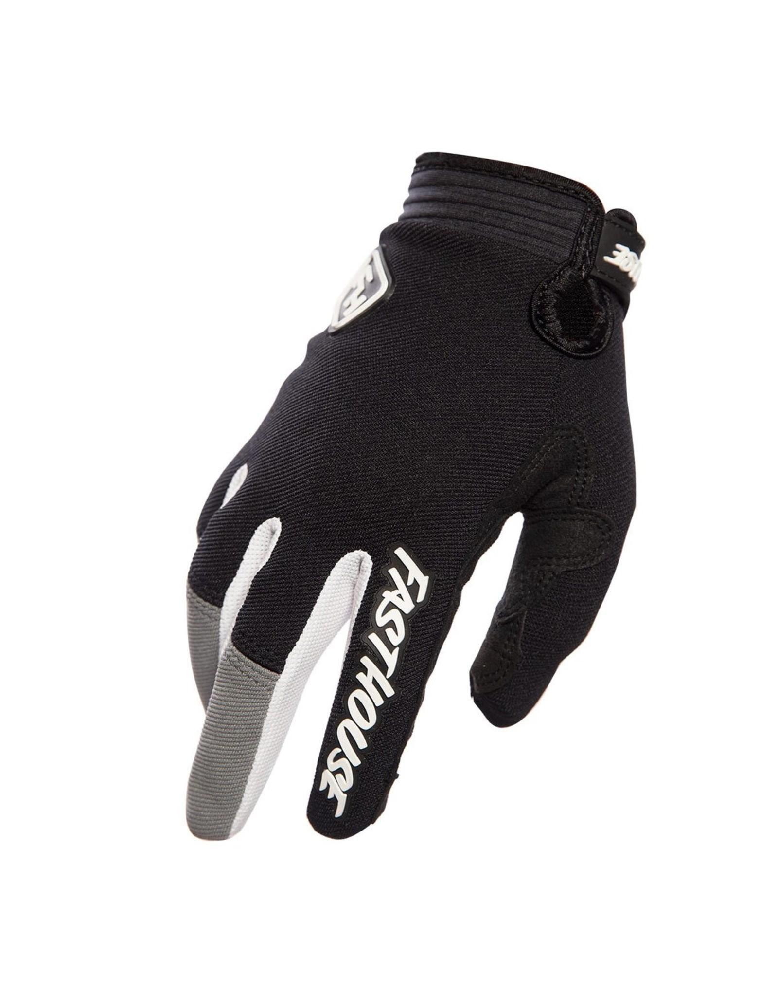 Fasthouse Fasthouse Speed Style Ridgeline Glove Black