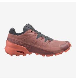 Salomon Salomon Speedcross 5 Women's Trail Running Shoes Brick Dust / Persimon