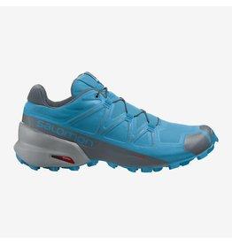 Salomon Salomon Speedcross 5 Men's Trail Running Shoes Hawaiian Ocean / Stormy Weather / Quarry