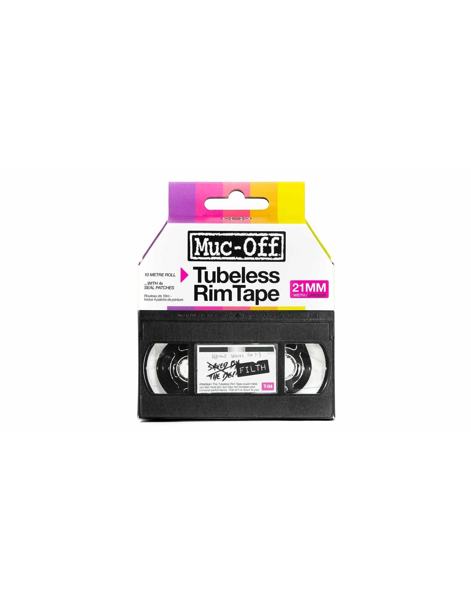 Muc-Off Muc-Off Tubeless Rim Tape 10m 21mm