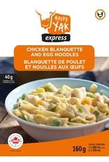 Happy Yak Happy Yak Chicken Blanquette w/Egg Noodles