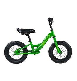 EVO EVO, Beep Beep, Push Bike, 12-1/2'', Lucky Charm Green