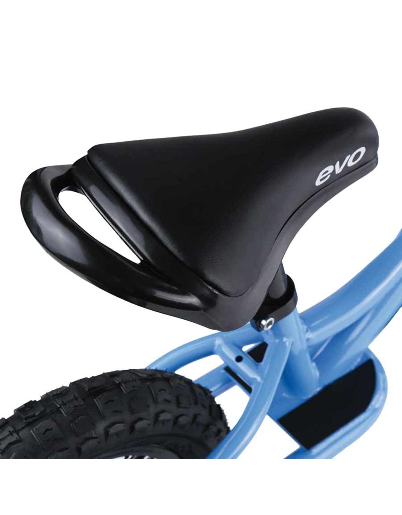 EVO EVO, Beep Beep, Push Bike, 12-1/2'', Mo Better Blue