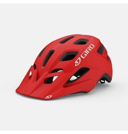 Giro Giro Fixture Helmet Mat Trim Red