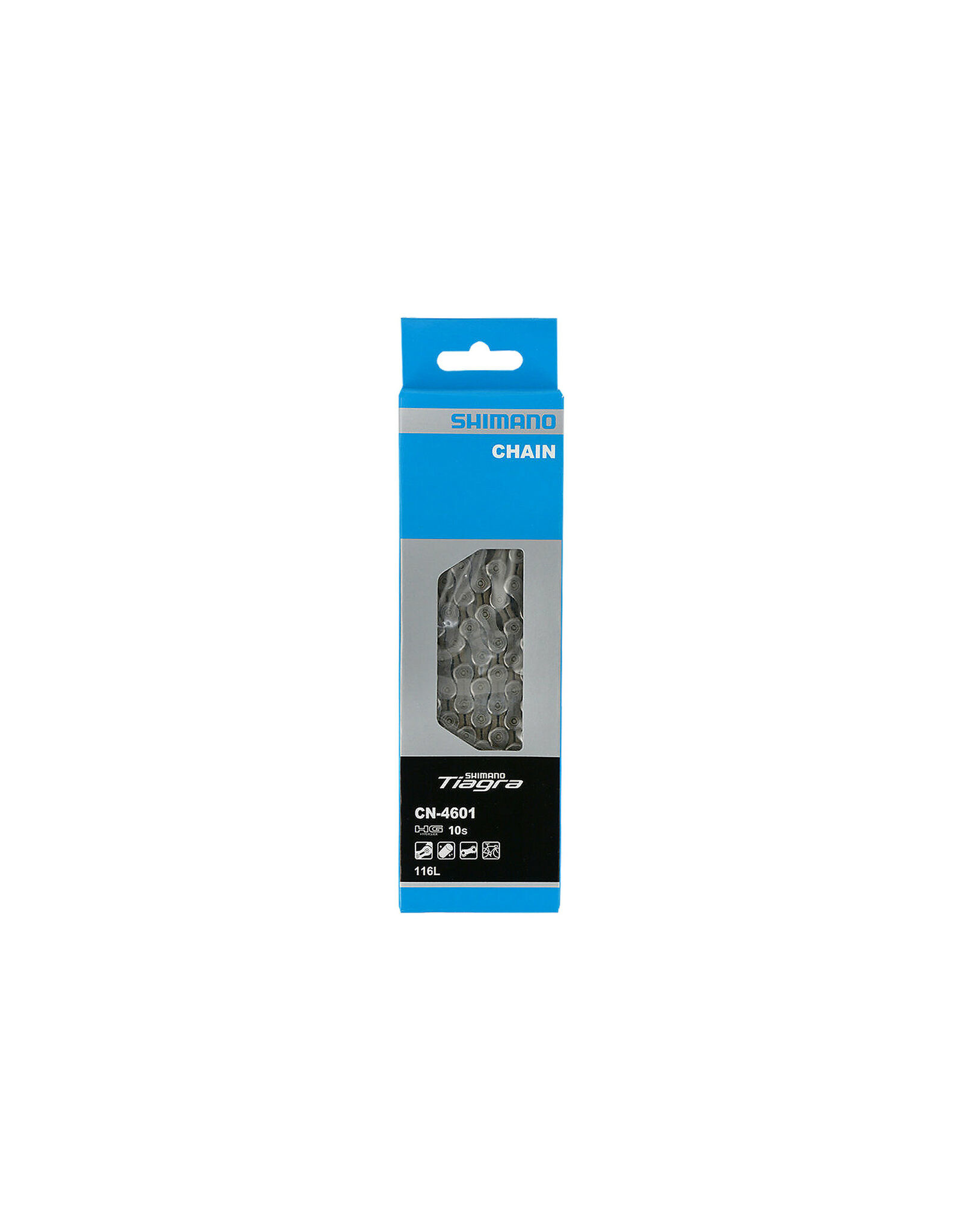 SHIMANO Shimano Bicycle Chain CN-4601 Tiagra For 10-Speed 116 Links Connect Pin x 1