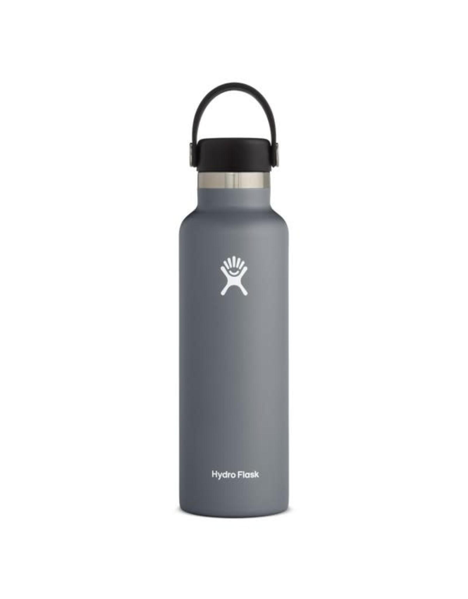 Hydro Flask Hydro Flask 21oz Standard Mouth w/ Flex Cap Stone