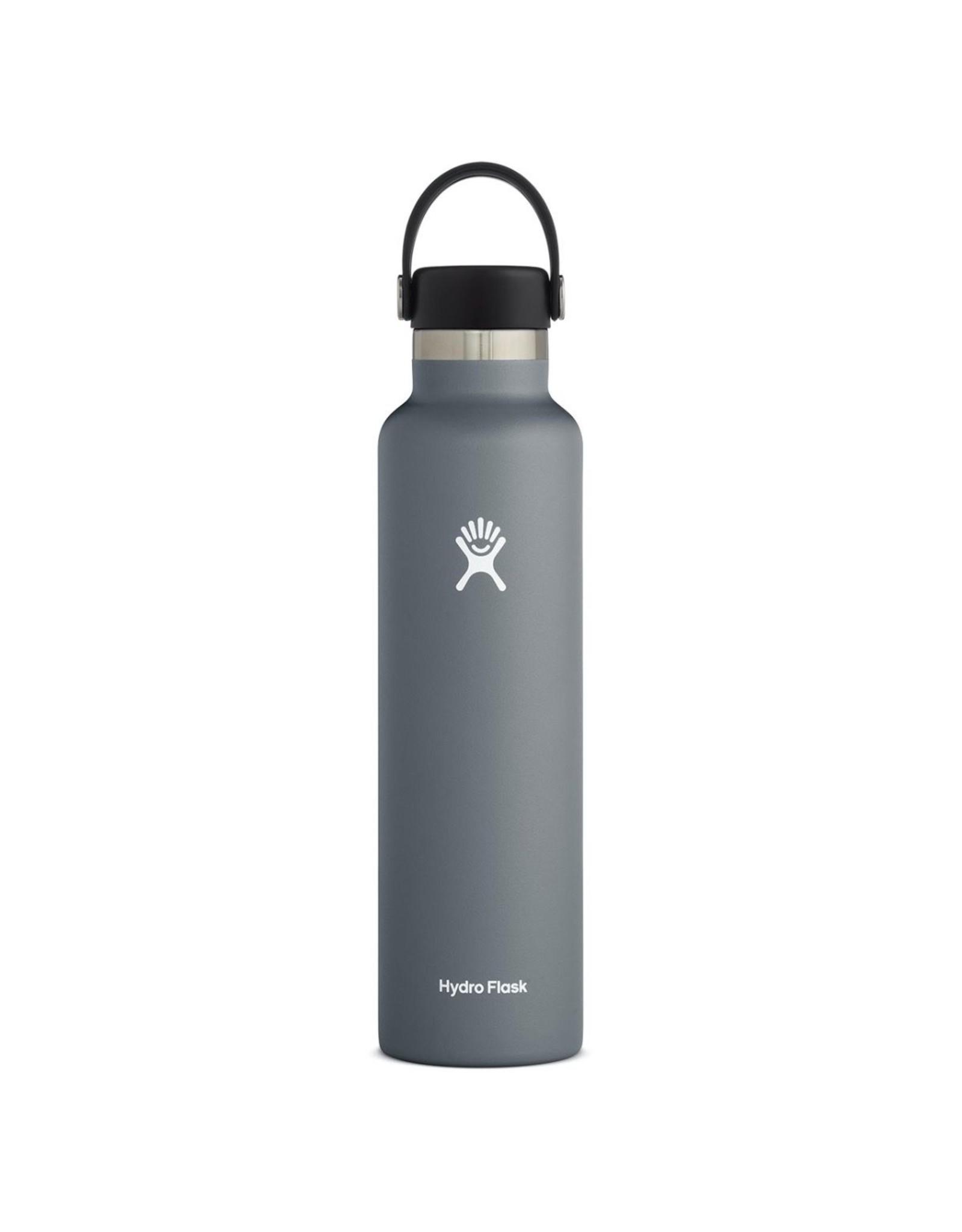 Hydro Flask Hydro Flask 24oz Standard Mouth w/ Flex Cap Stone