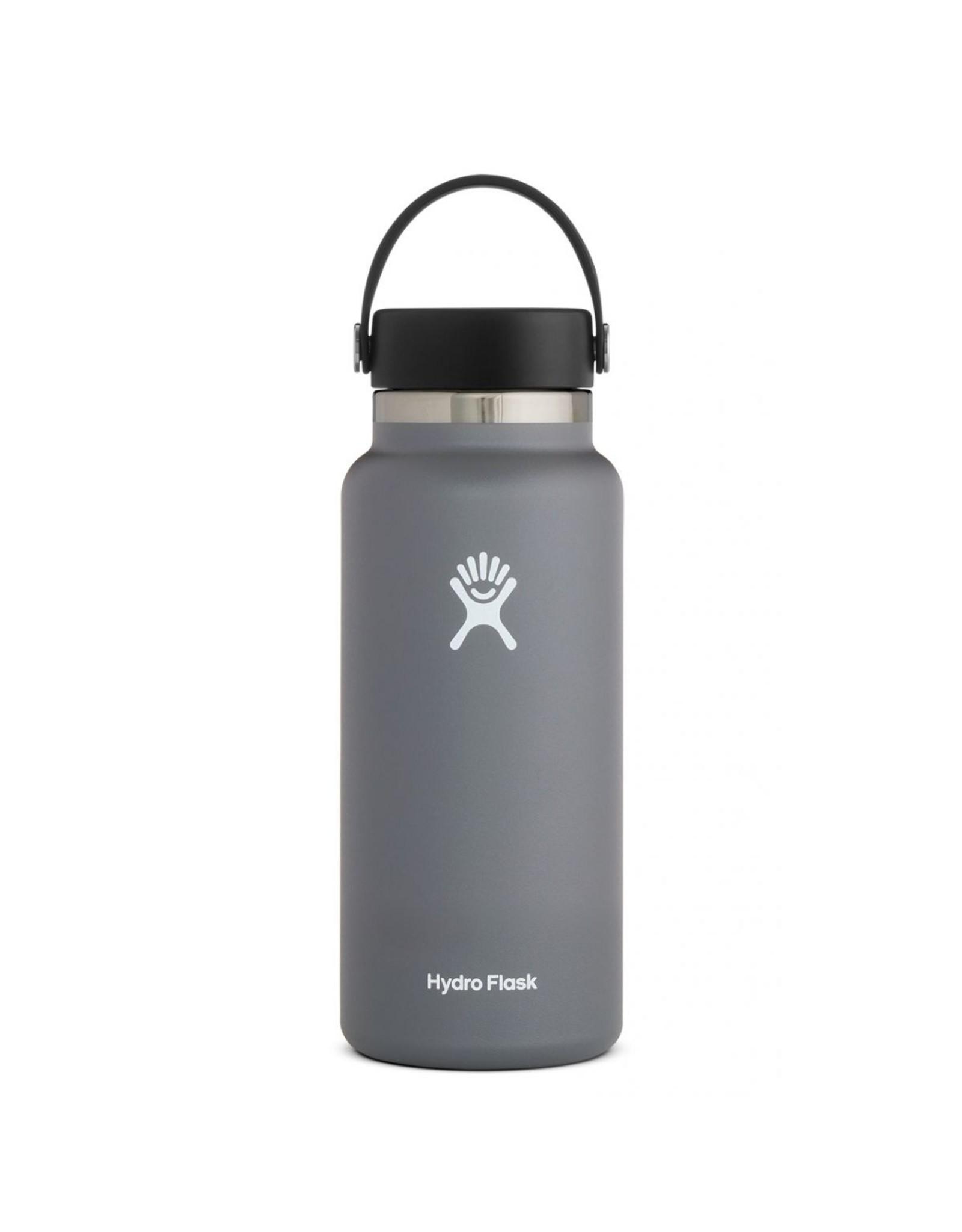 Hydro Flask Hydro Flask 32oz Wide Mouth w/ Flex Cap Stone