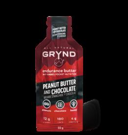 Grynd Grynd Endurance Gel Peanut Butter and Chocolate