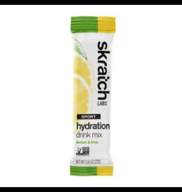 Skratch Labs Skratch Labs Sport Hydration Mix Lemon Lime 22g Single