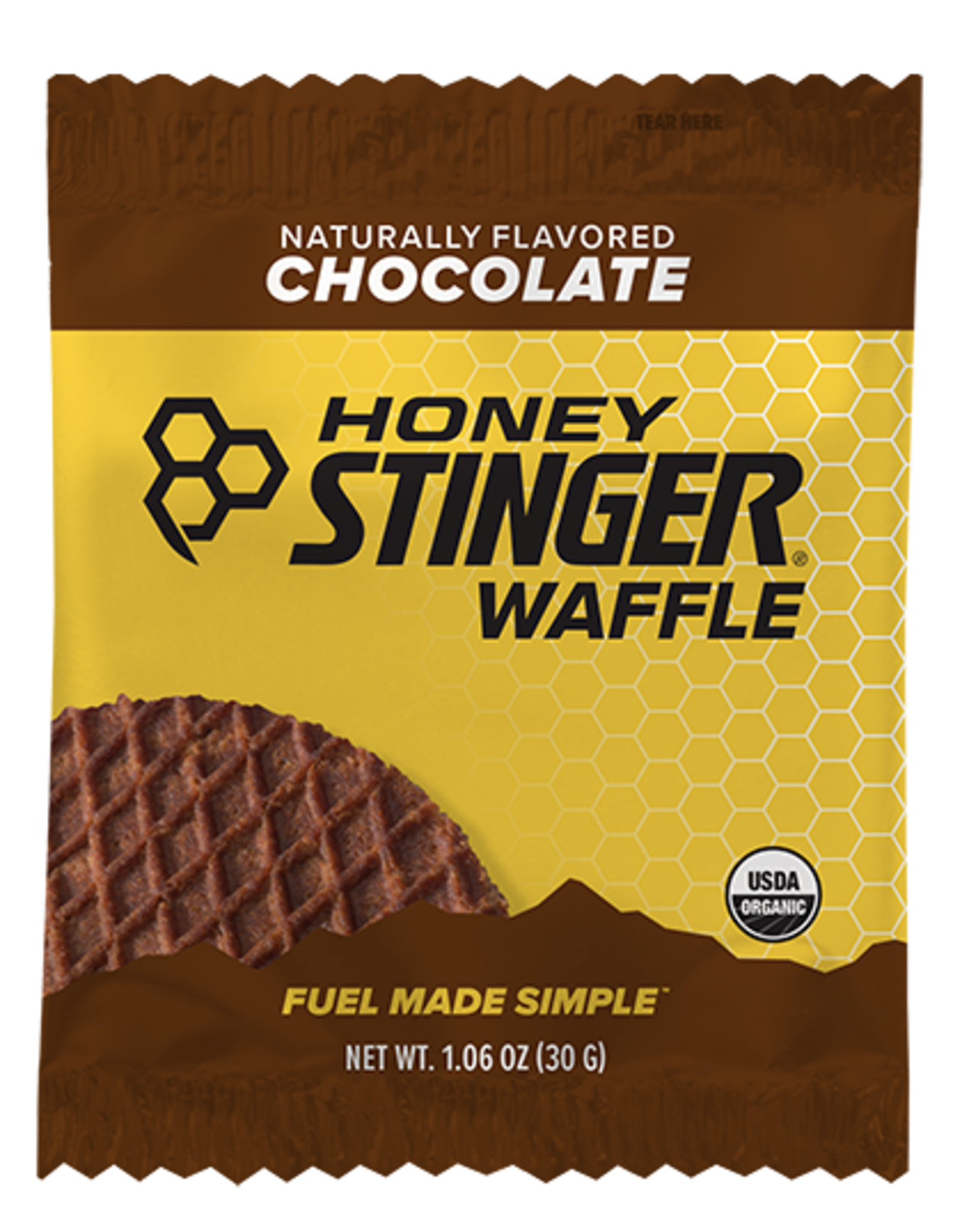 Honey Stinger, Waffles, Chocolate