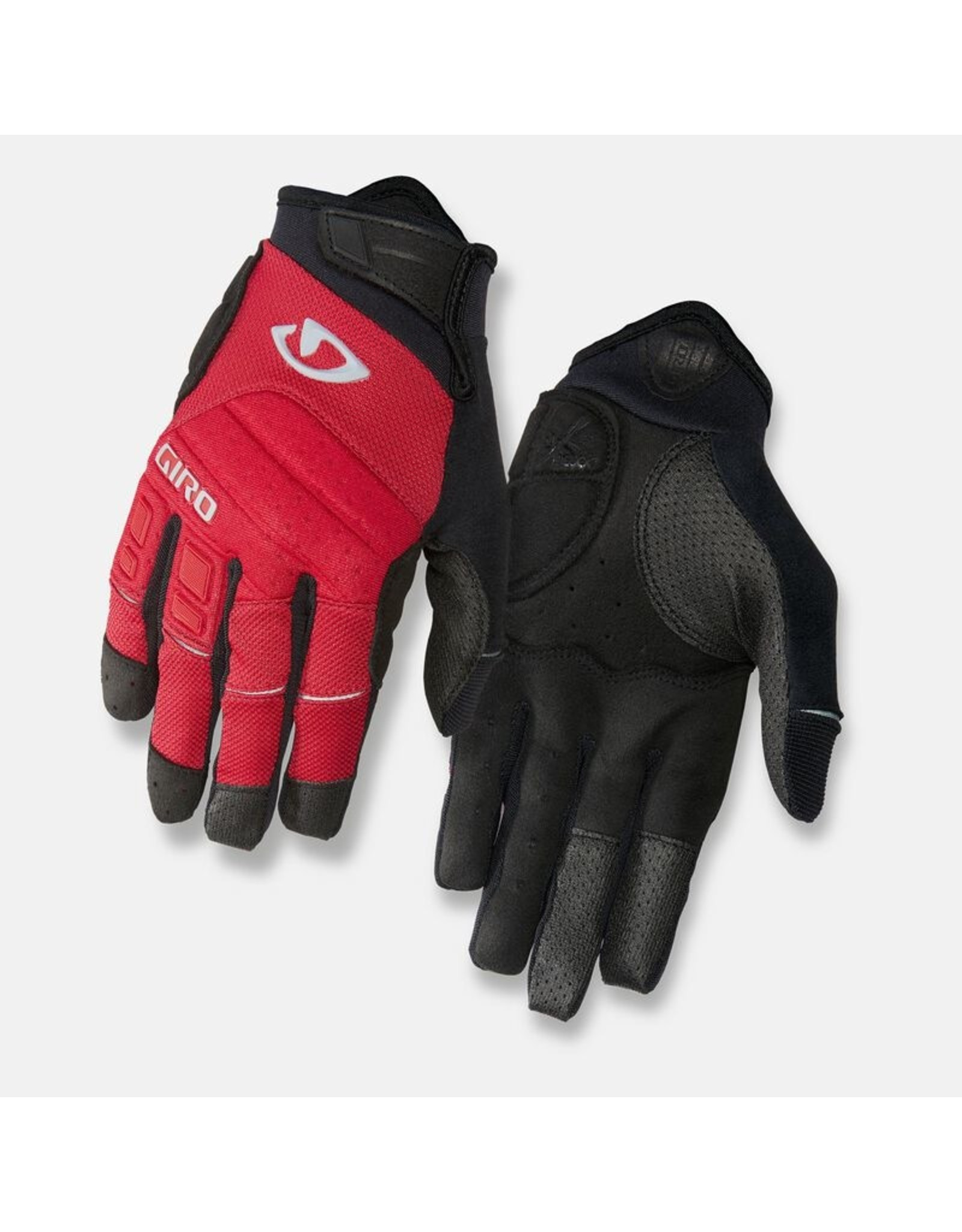 Giro Giro Xen Glove Dark Red/Blk/Gray