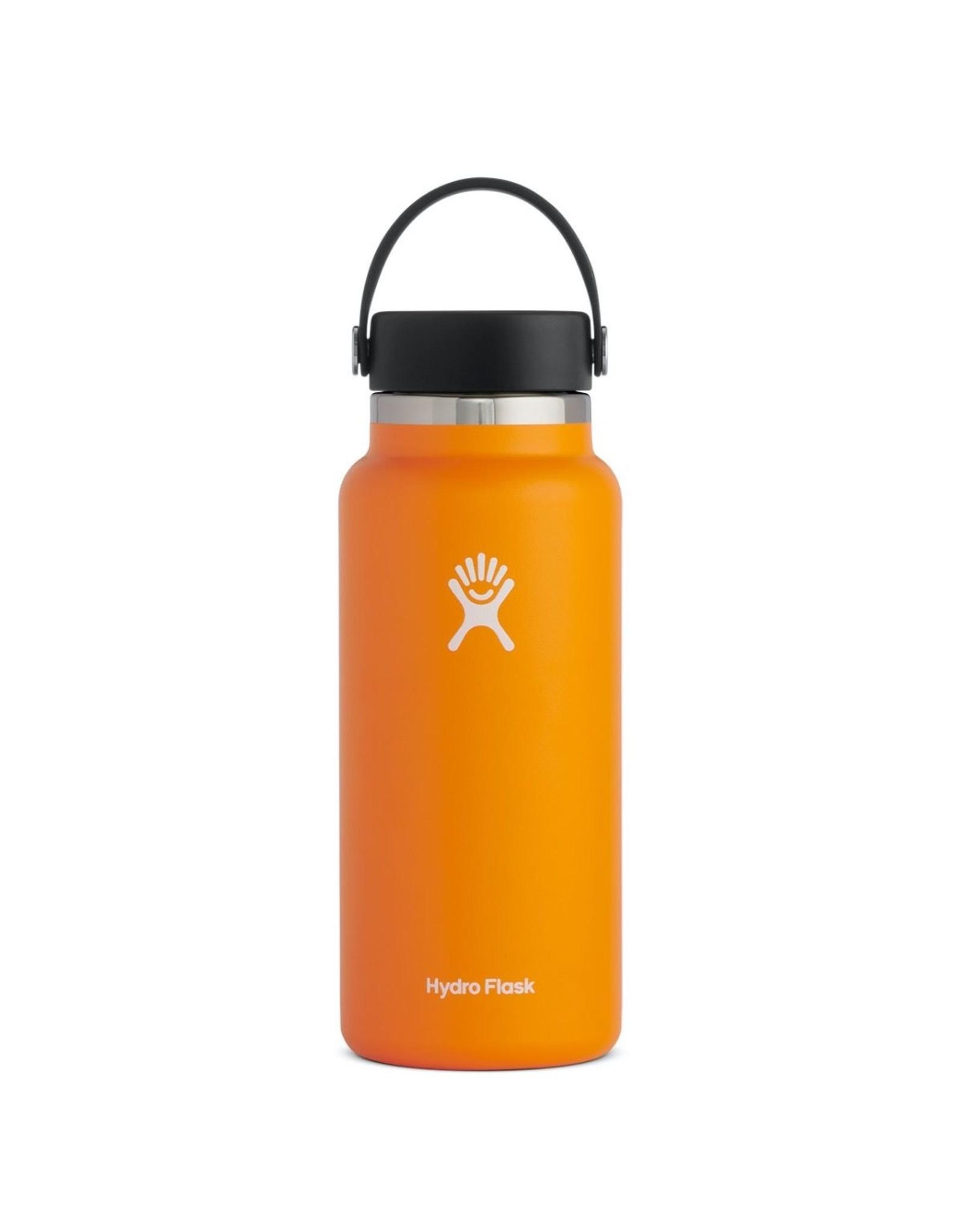 Hydro Flask Hydro Flask 32oz Wide Mouth w/ Flex Cap Clementine