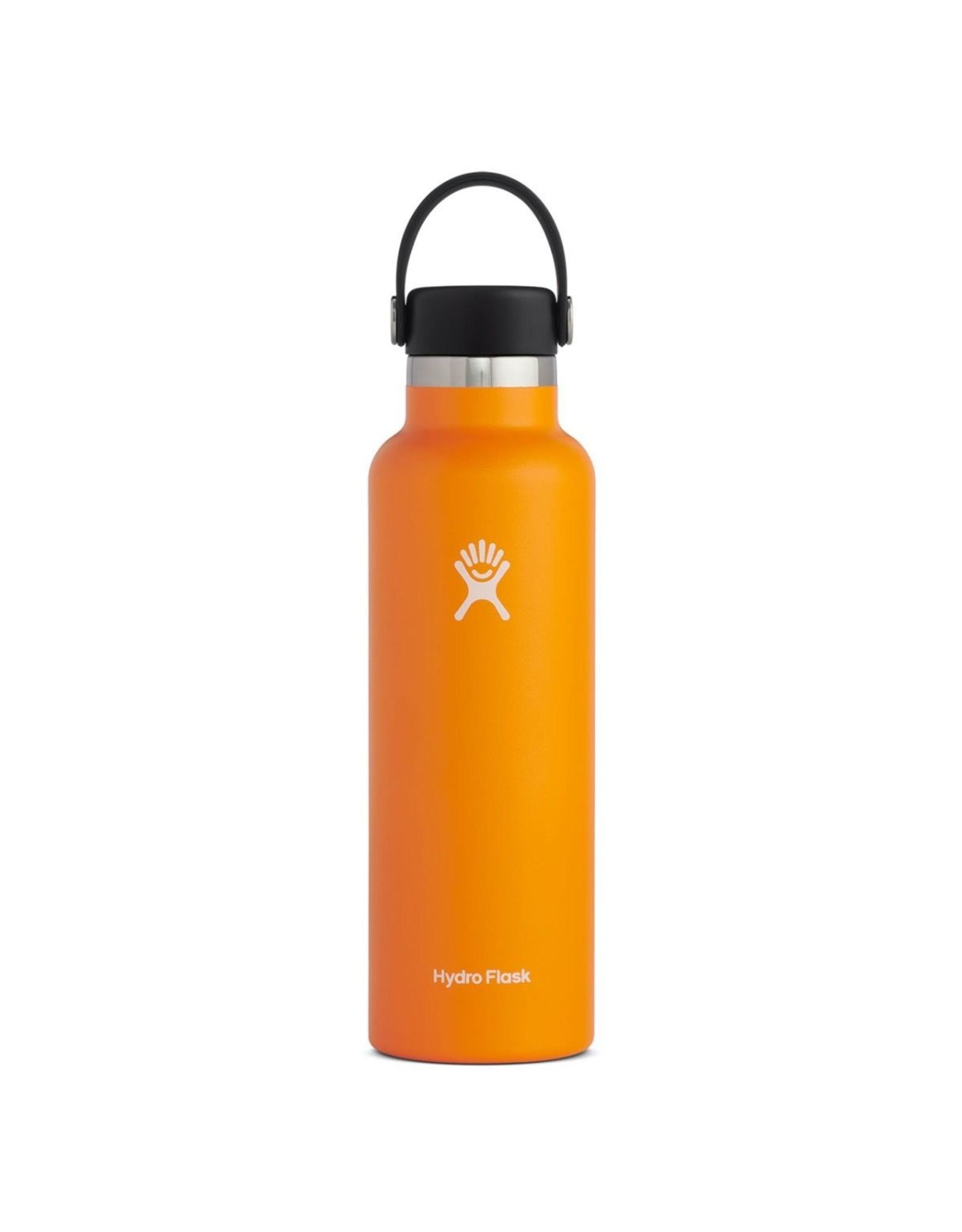 Hydro Flask Hydro Flask 21oz Standard Mouth w/ Flex Cap Clementine