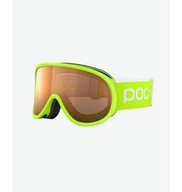 POC POC POCito Retina Goggle Fluorescent Yellow/Green