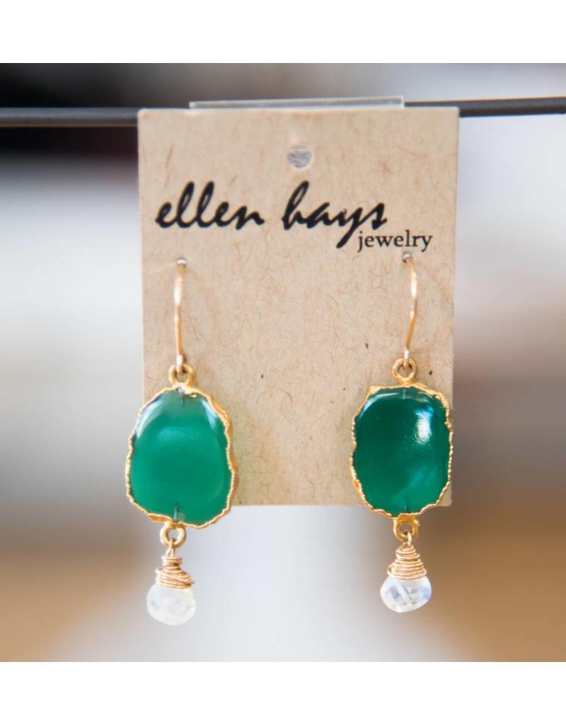 Ellen Hays GF Green Moonstone