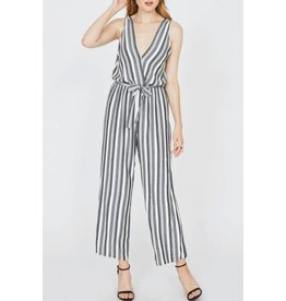 Amanda Uprichard Gunnar Crop Jumpsuit