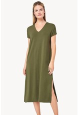 Lilla P Double V-neck Dress