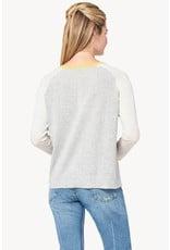 Lilla P Colorblock Pullover