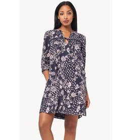 Lilla P Lace Inset Dress