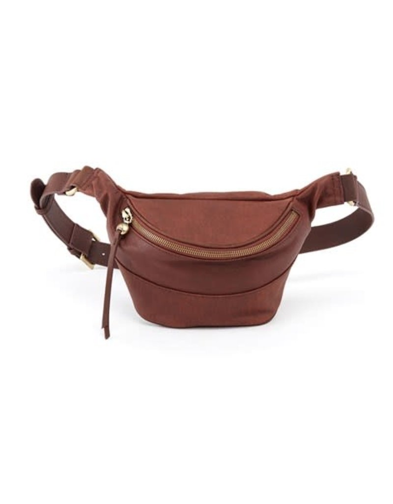 Hobo Jett Belt Bag Chestnut