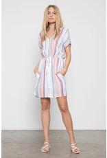 Rails Cinched Waist Dress