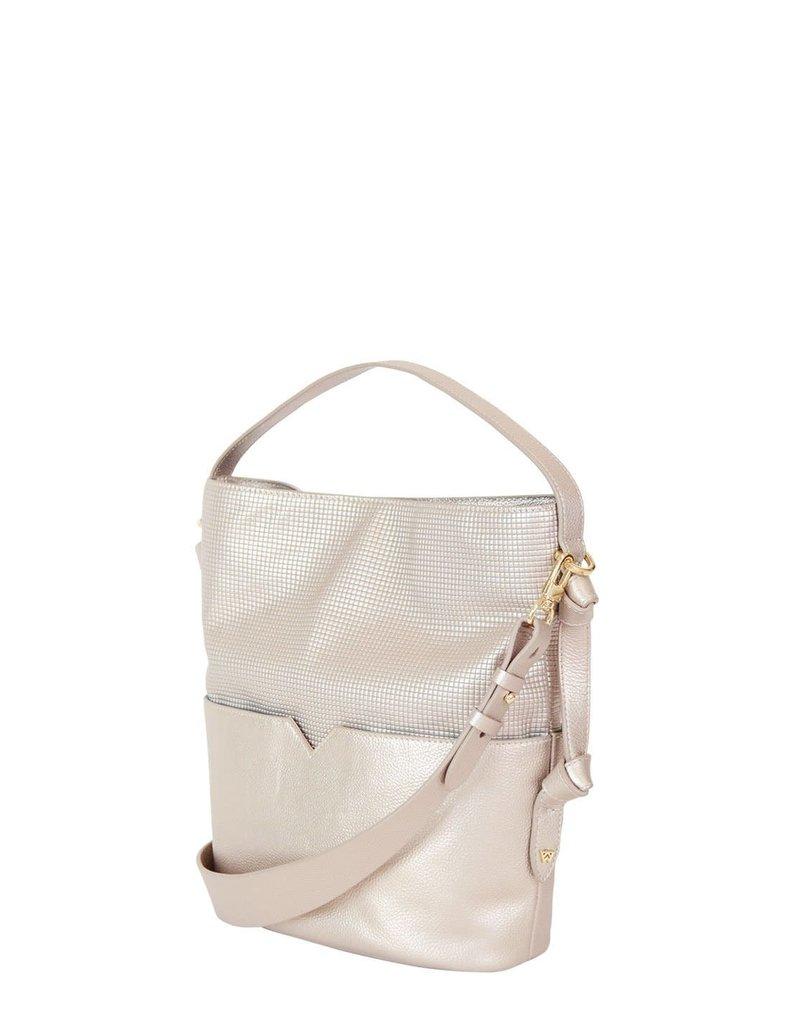 Kelly Wynne Barton Bucket Bag