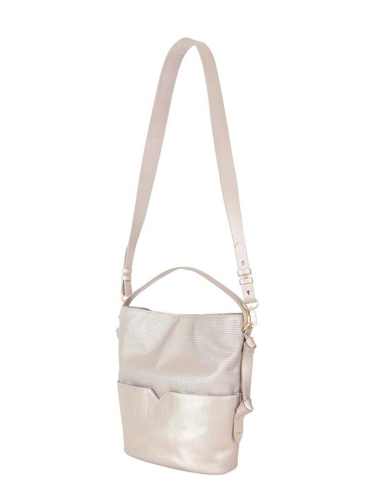Kelly Wynne Barton Bucket Bag