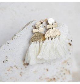 Joya Sonia Fringe Earring