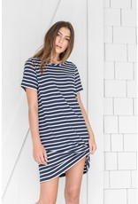 Lilla P Short Sleeve Pocket Dress