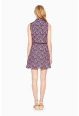 Parker Printed Button Up Dress