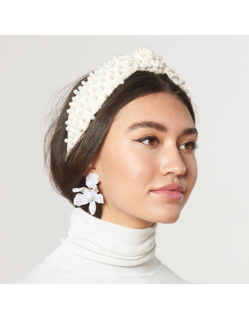 Lele Sadoughi Pearl Headband