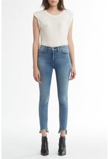 Hudson Barbara High Waisted Raw Hem