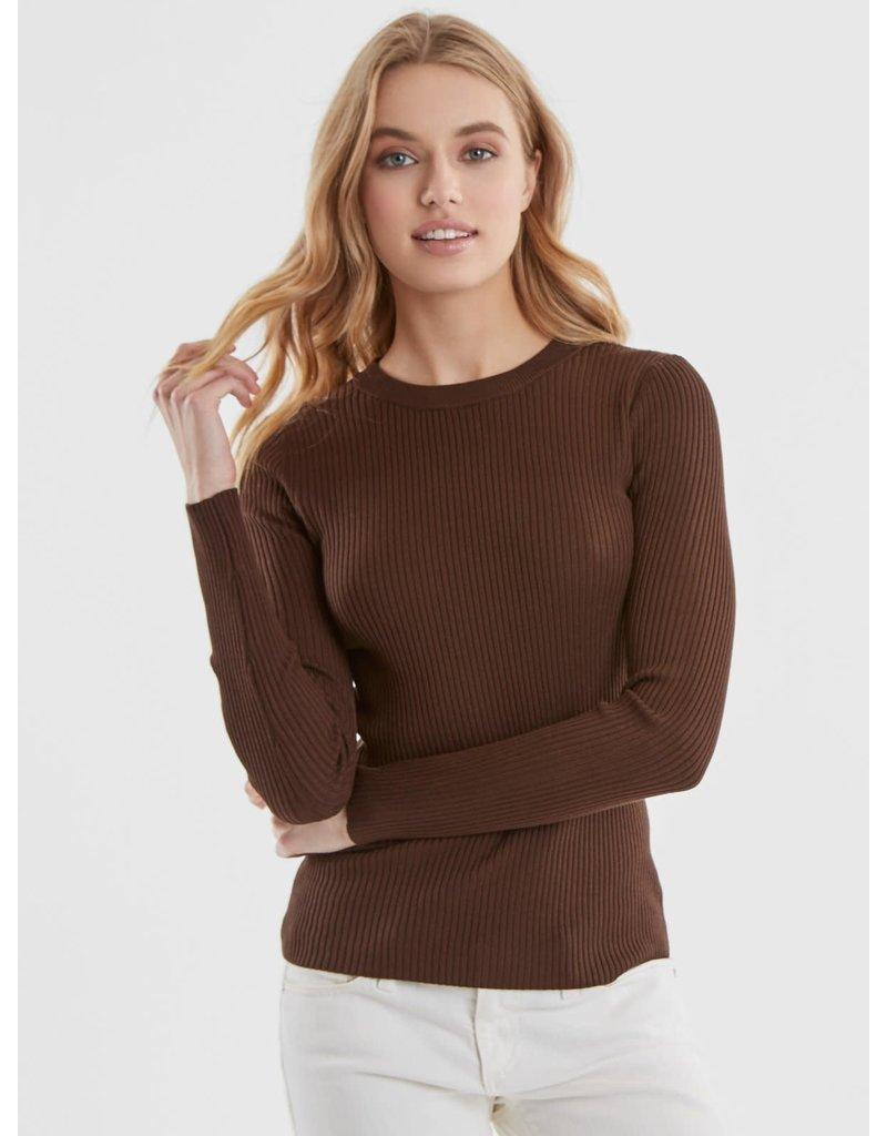 525 America Rib Crewneck Sweater