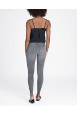 Spanx Denim Distressed Leggings