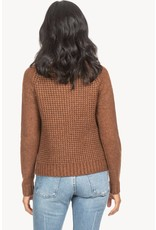 Lilla P Cropped Turtleneck Sweater