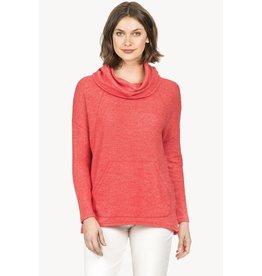 Lilla P Easy Cowl Neck Sweater