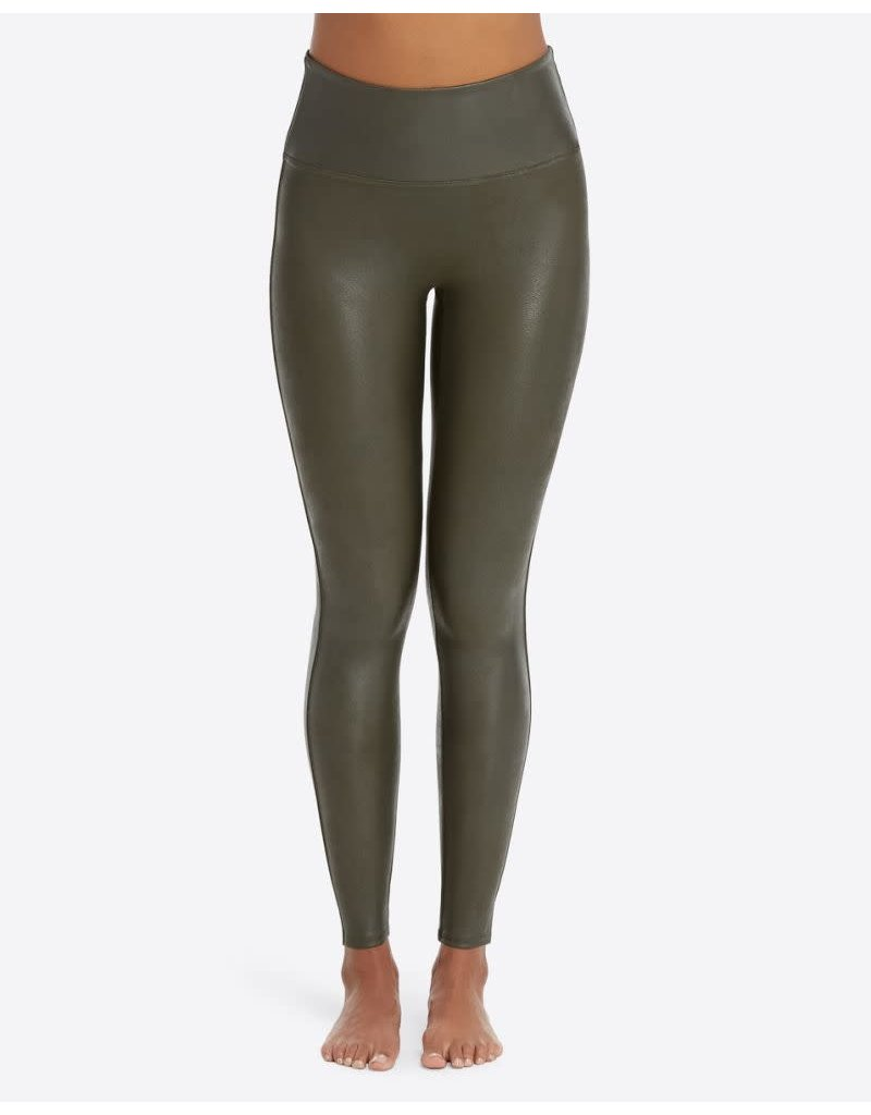 Spanx Leather Leggings