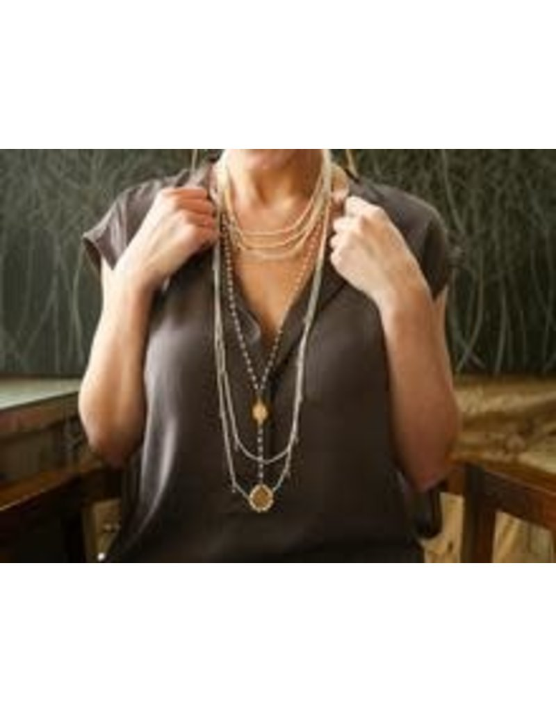 Catherine Page Jewelry Pieta Lariat Necklace