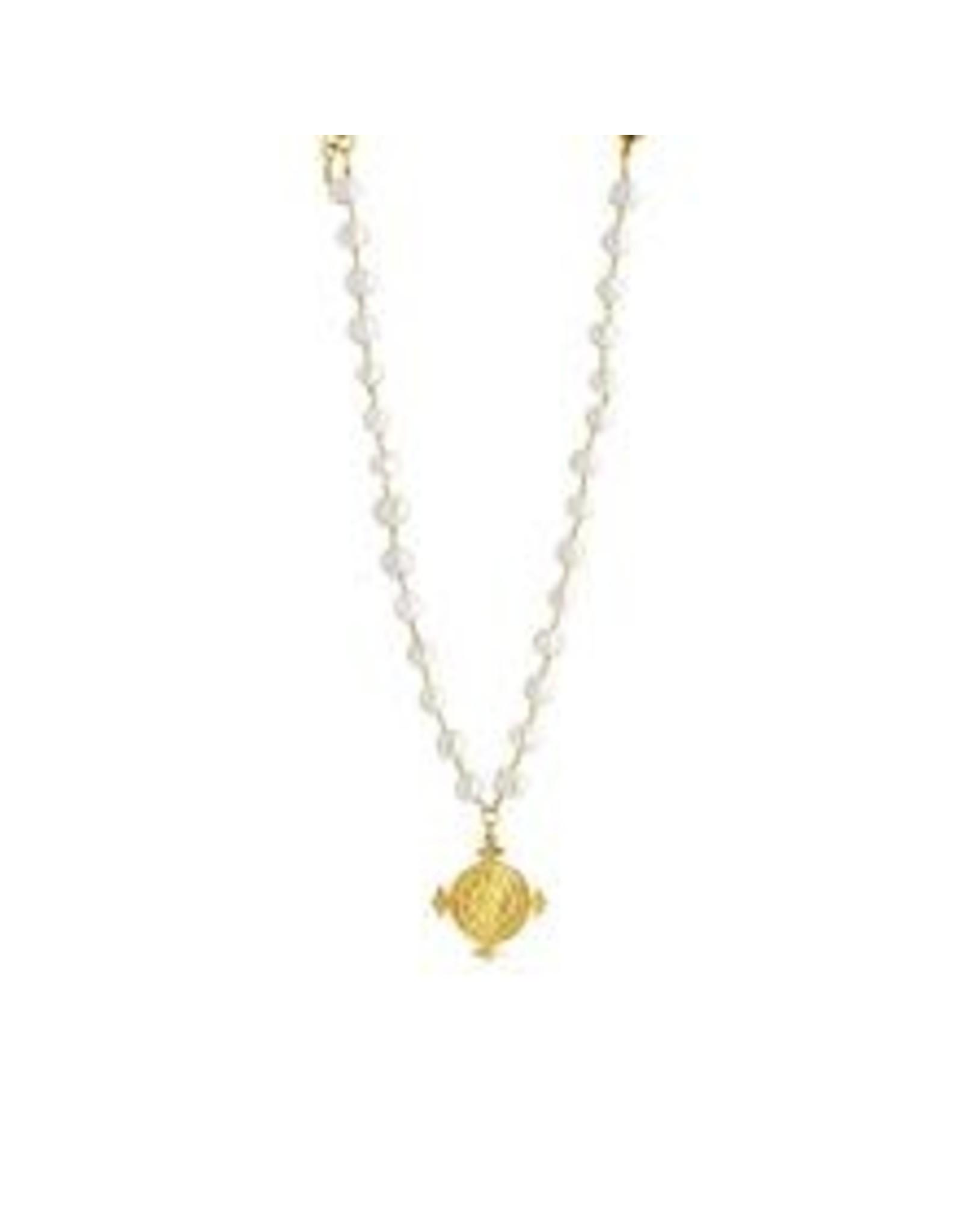 Catherine Page Jewelry Virginia Short Pendant