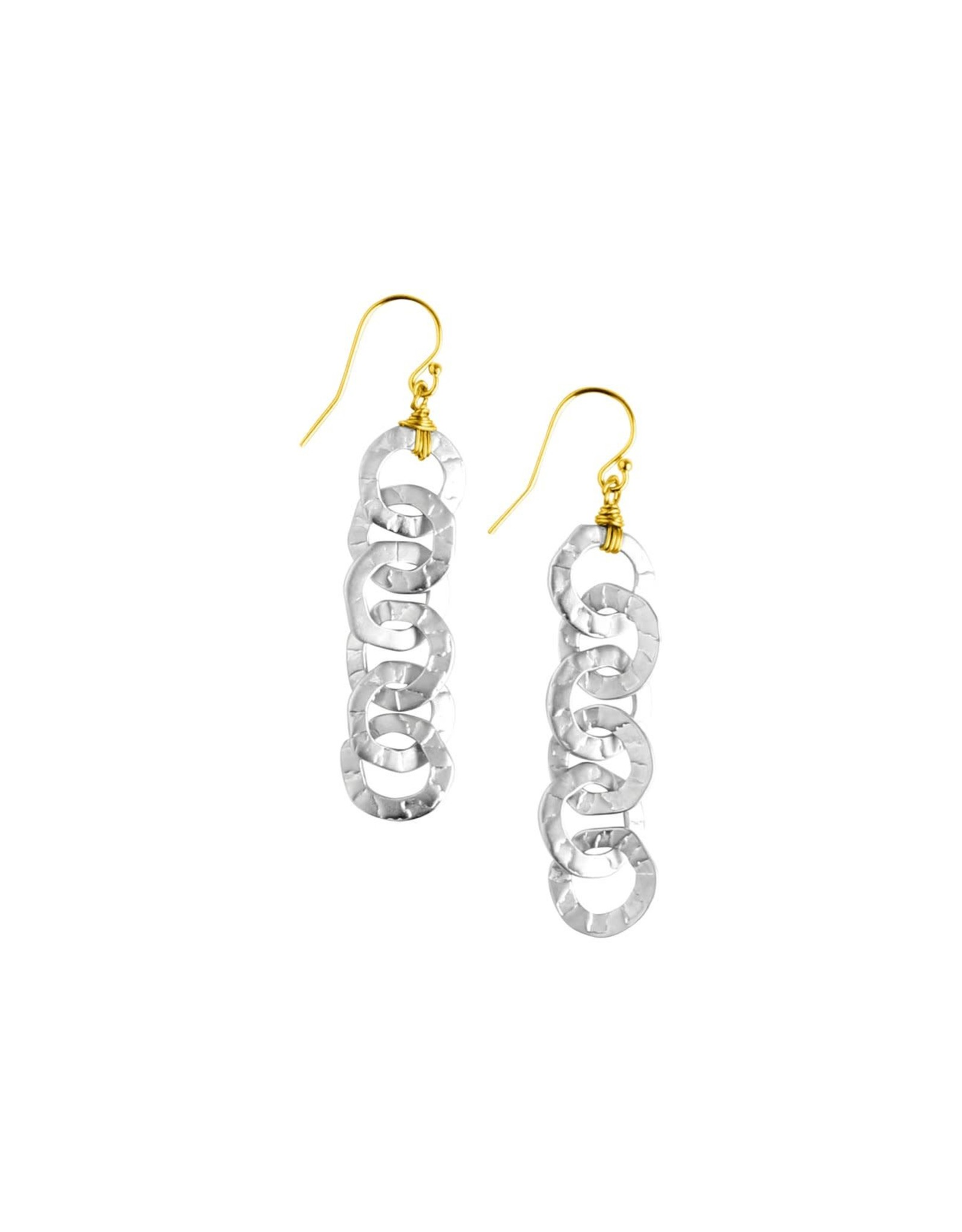 Catherine Page Jewelry Link Earrings