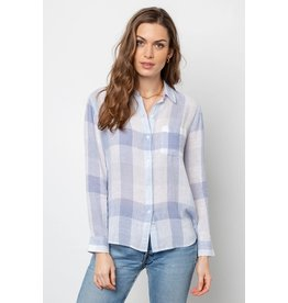 Rails Buffalo Check Button Up