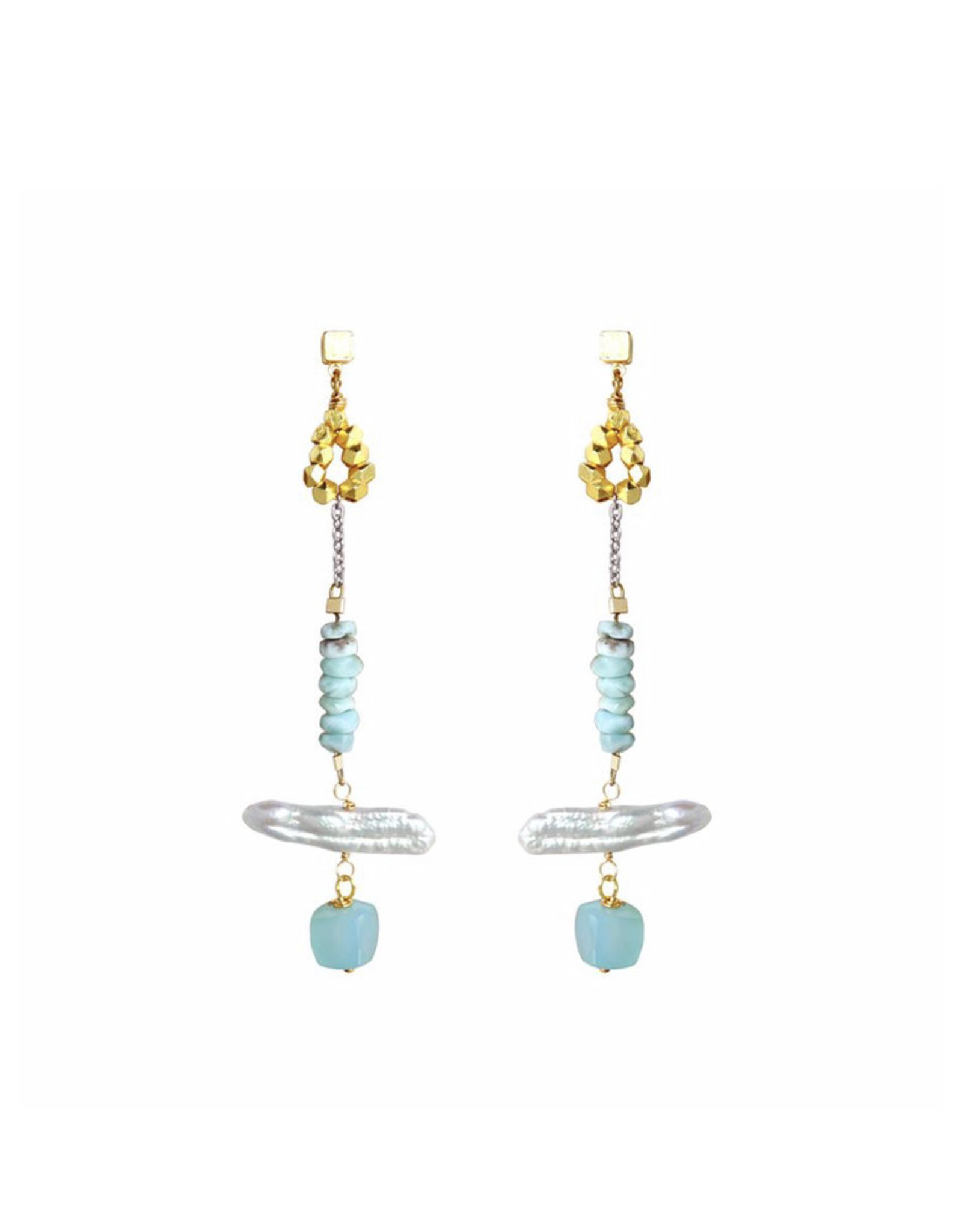 Catherine Page Jewelry Slide Earrings