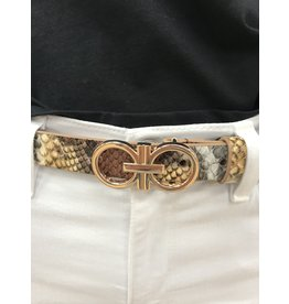 Most Wanted Leather Belt