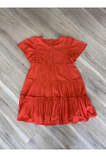 KLD Tiered Babydoll Dress