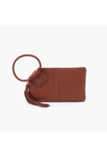 Hobo Sable Wristlet Velvet Hide