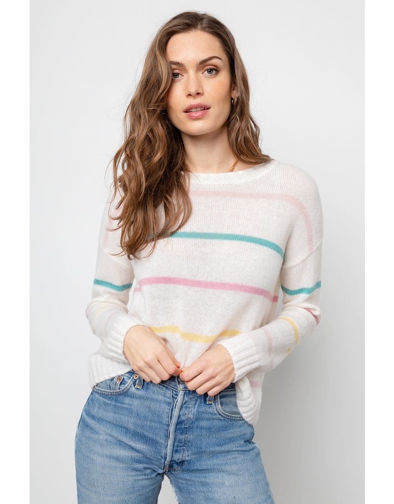 Rails Stripe Sweater