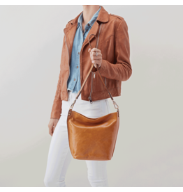 Hobo Flare Shoulder Bag
